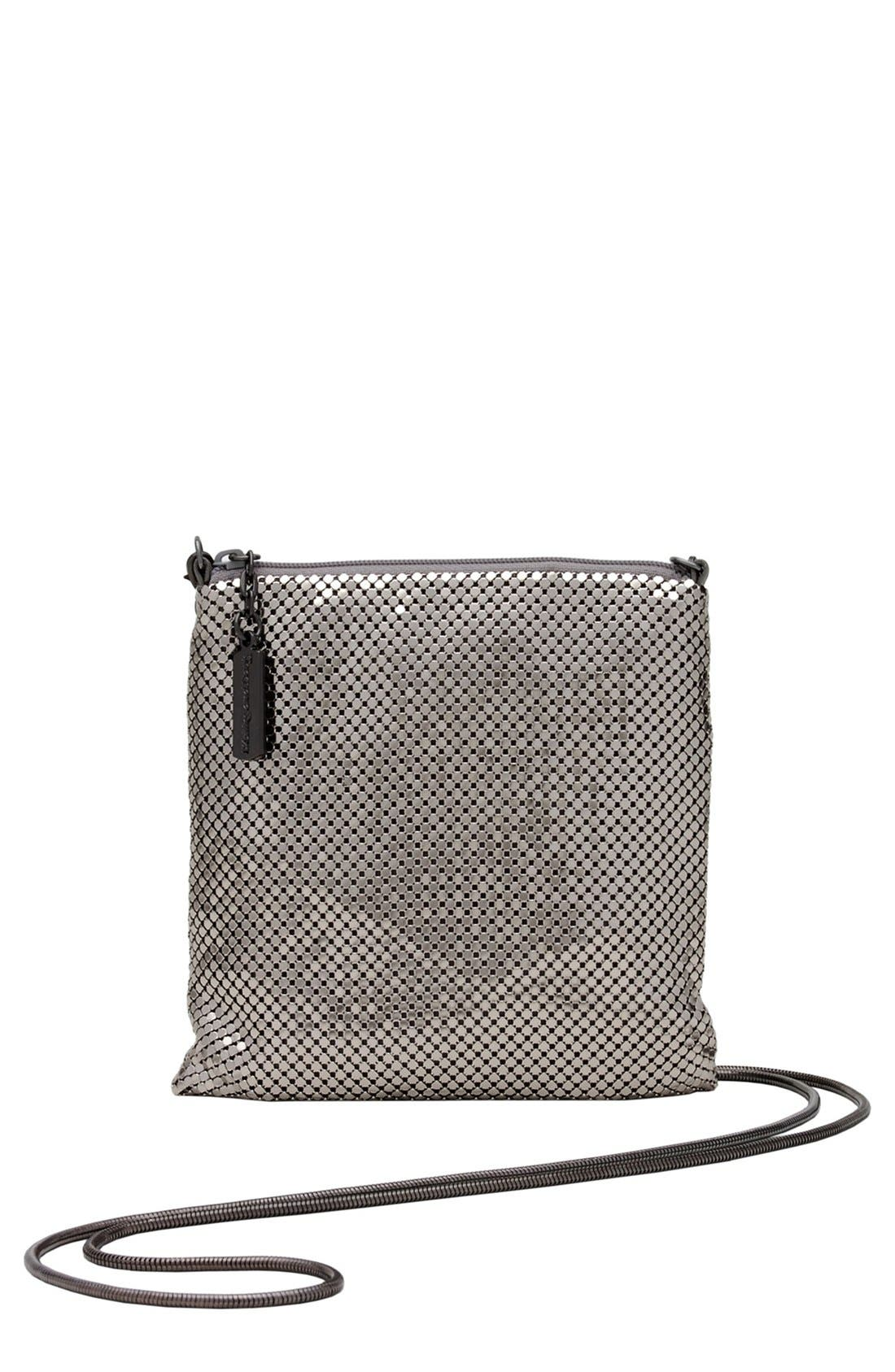 Clutch,                             Main thumbnail 1, color,                             Pewter