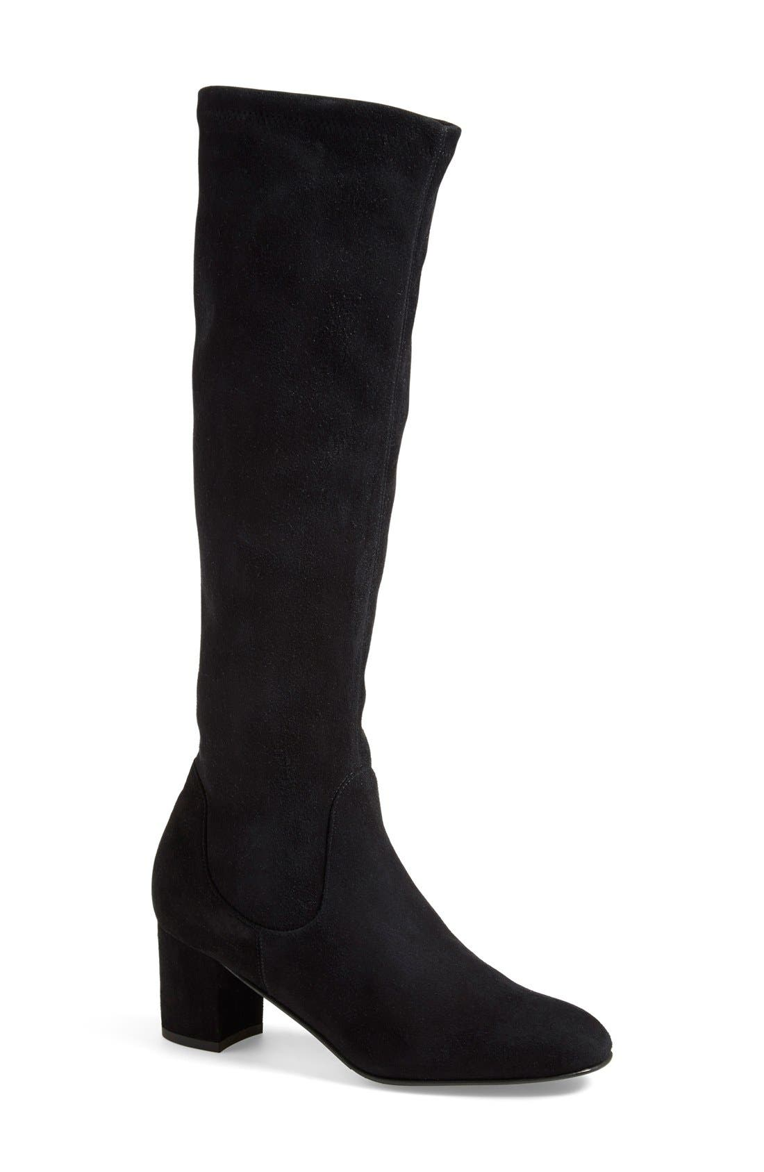 L.K. Bennett 'Keri' Knee-High Boot (Women)