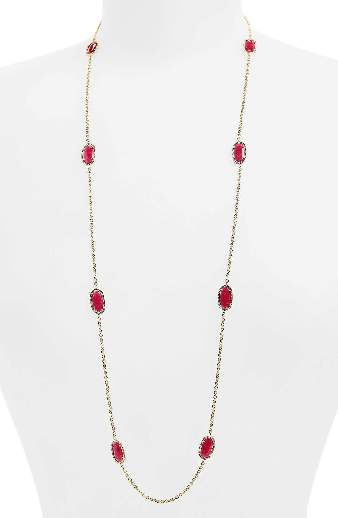 Kendra Scott 'Kelsie' Station Necklace