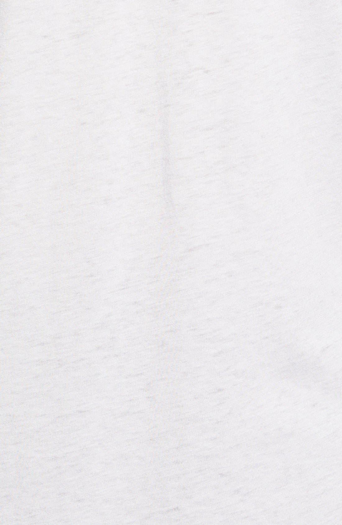 Alternate Image 5  - Stem Lightweight Long Sleeve V-Neck Tee