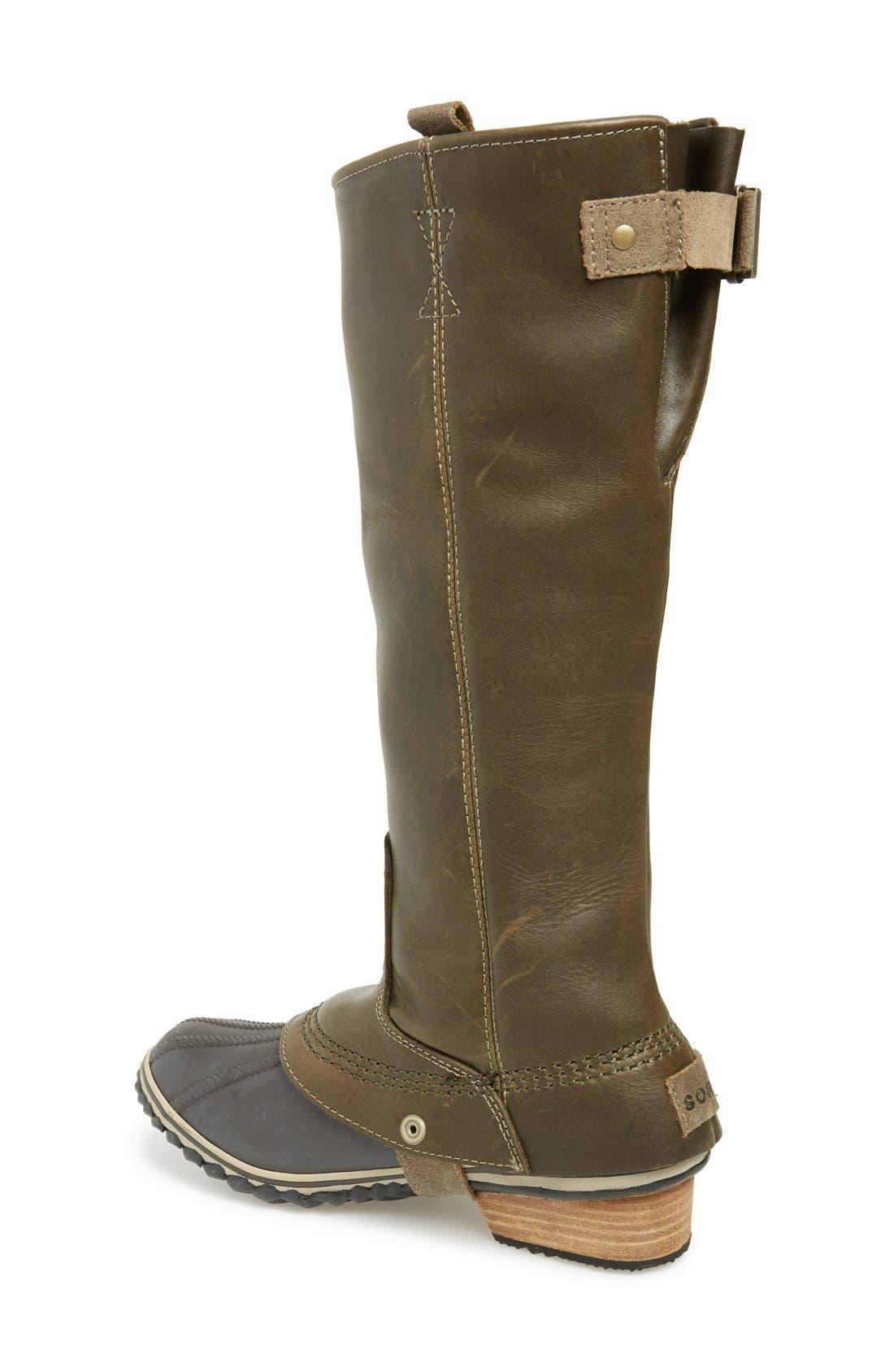 Alternate Image 2  - SOREL 'Slimpack' Riding Boot