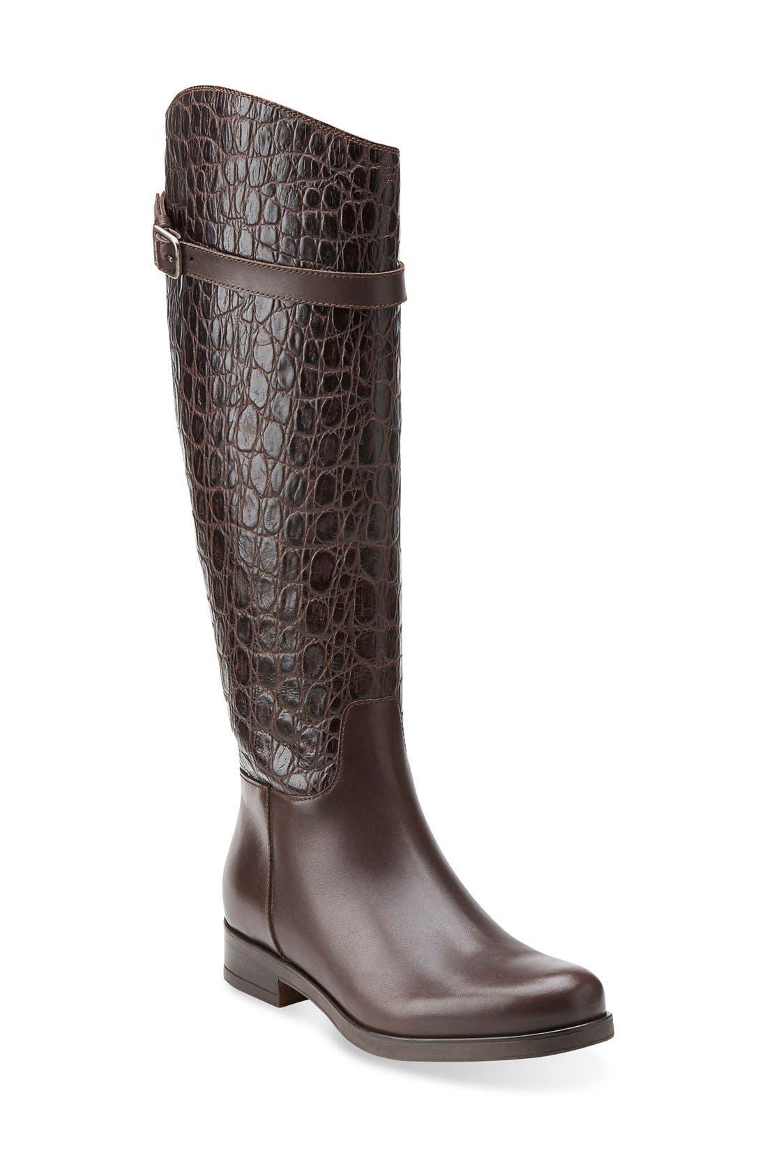 Main Image - Clarks® 'HopedaleWish' Tall Boot (Women)