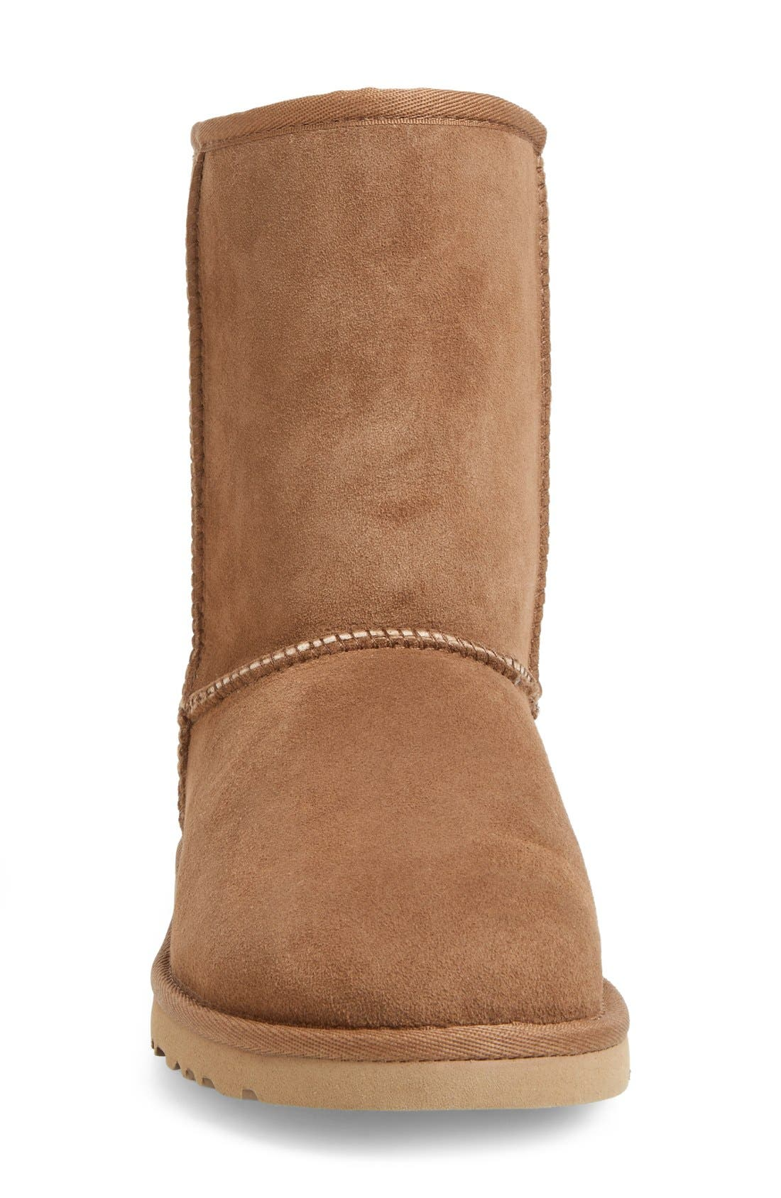 Alternate Image 3  - UGG® 'Classic Short' Boot (Women)
