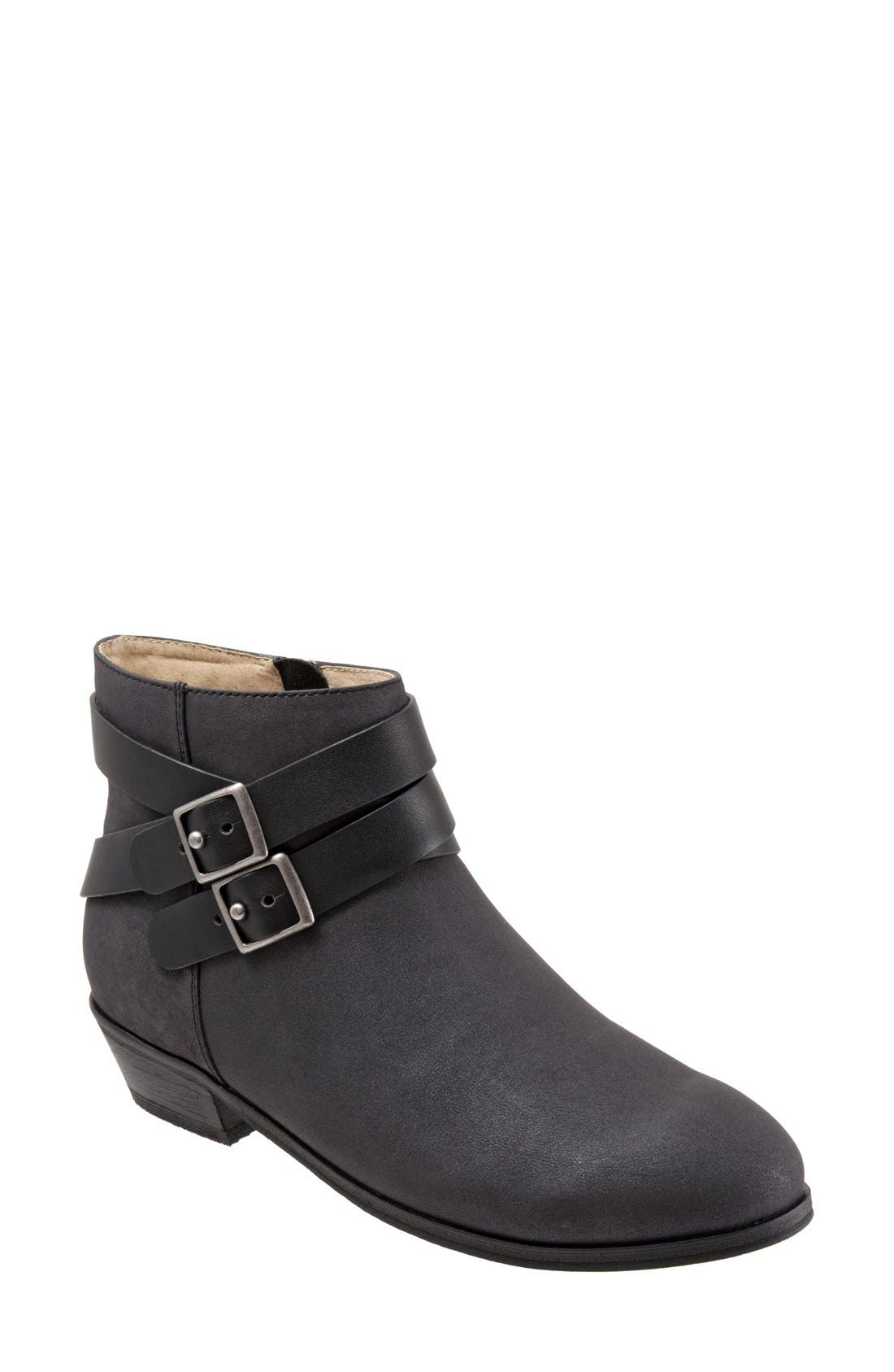 Alternate Image 1 Selected - SoftWalk® 'Rancho' Bootie(Women)