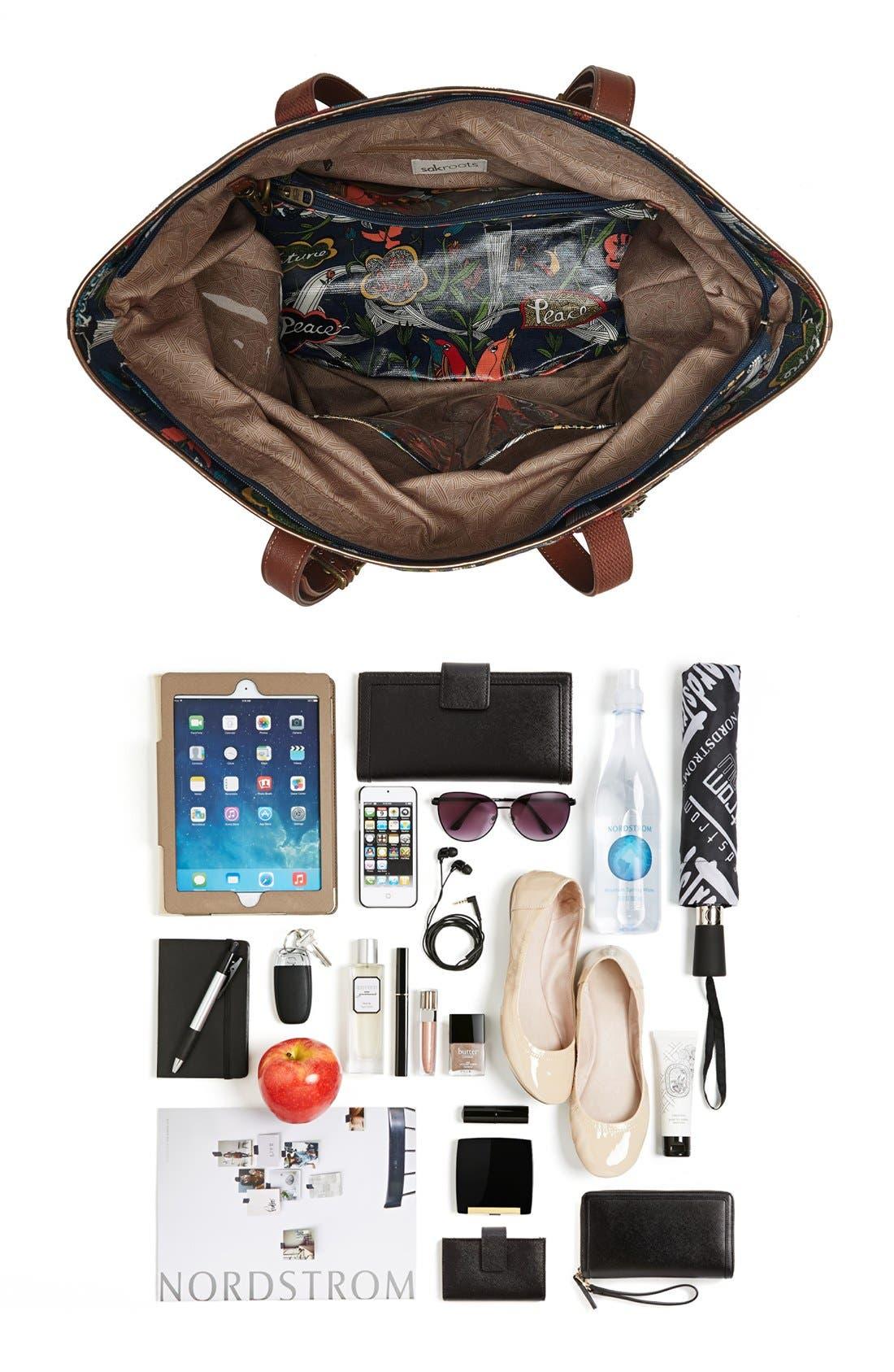 Alternate Image 4  - Sakroots 'Artist Circle' Travel Bag