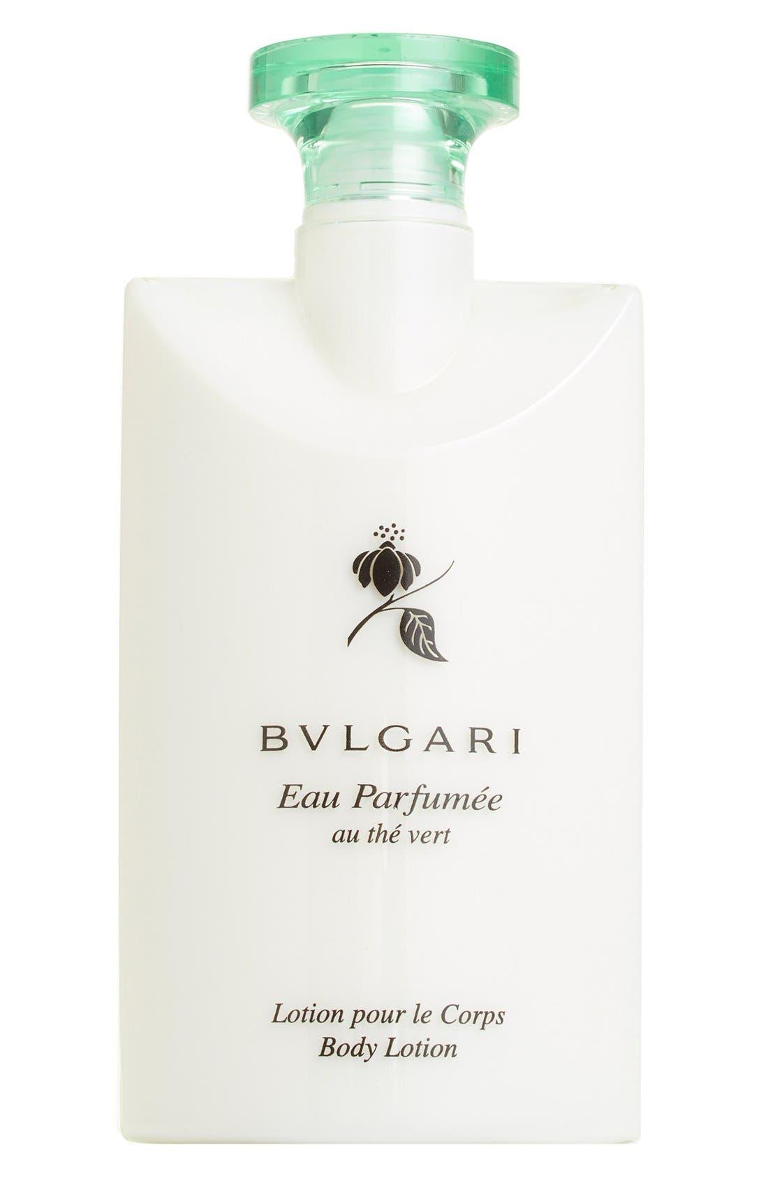 BVLGARI 'Eau Parfumée au thé Vert' Body Lotion