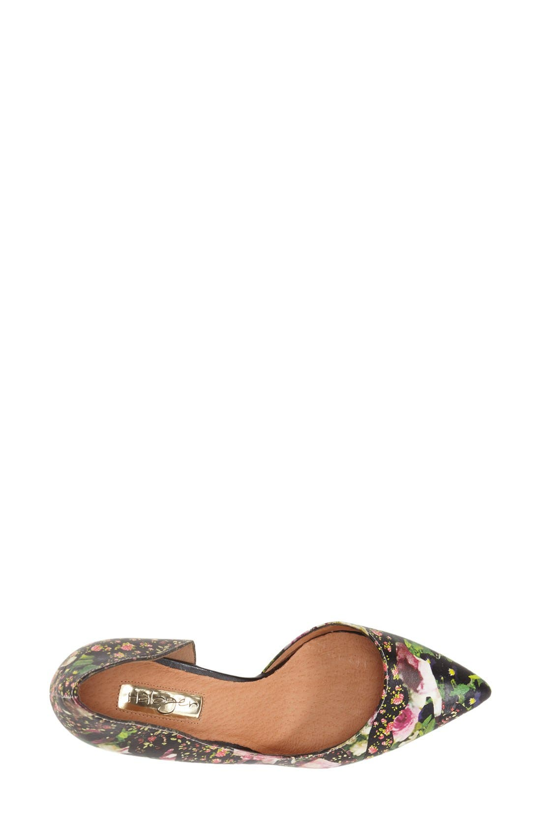 Alternate Image 3  - Halogen® 'Marlie' Pointy Toe Pump (Women)