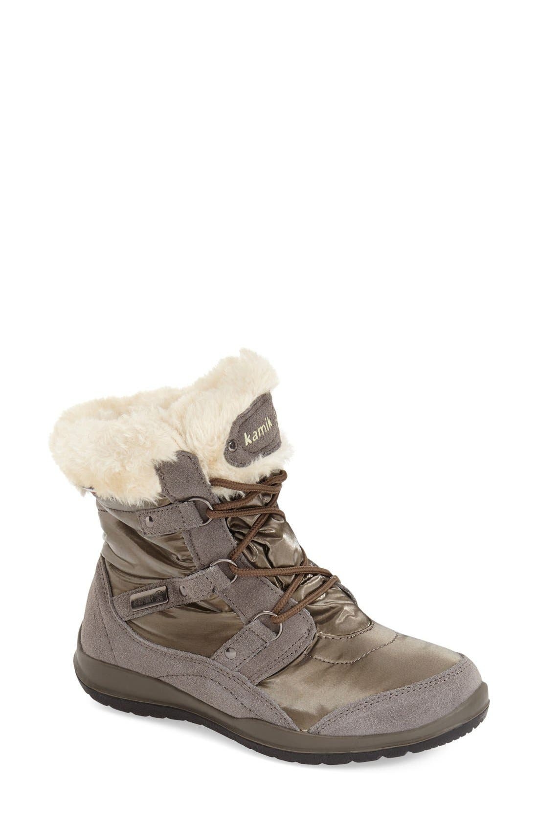 Kamik 'Sofia' Waterproof Boot (Women)