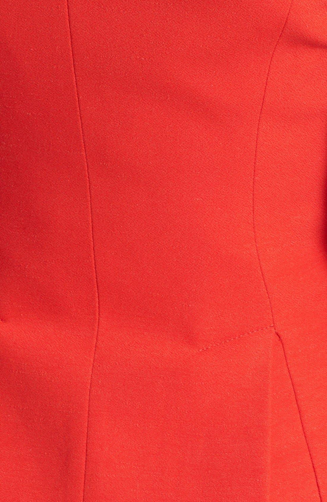 Alternate Image 3  - Altuzarra 'Fenice' Textured Blazer with Fraying Fringe