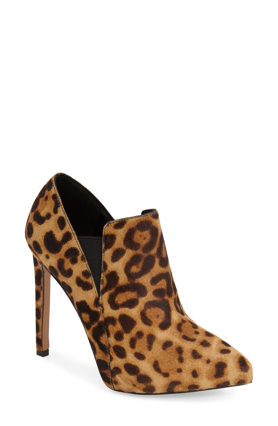 Main Image - Nine West 'Leandra' Platform Bootie (Women)