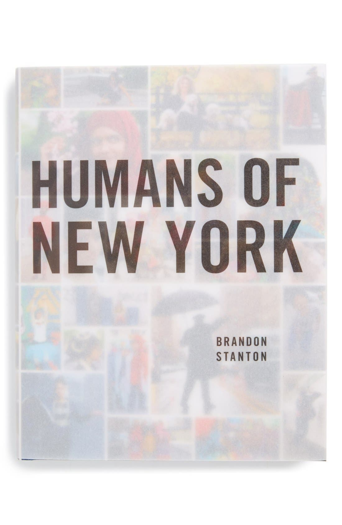Alternate Image 1 Selected - 'Humans of New York' Book