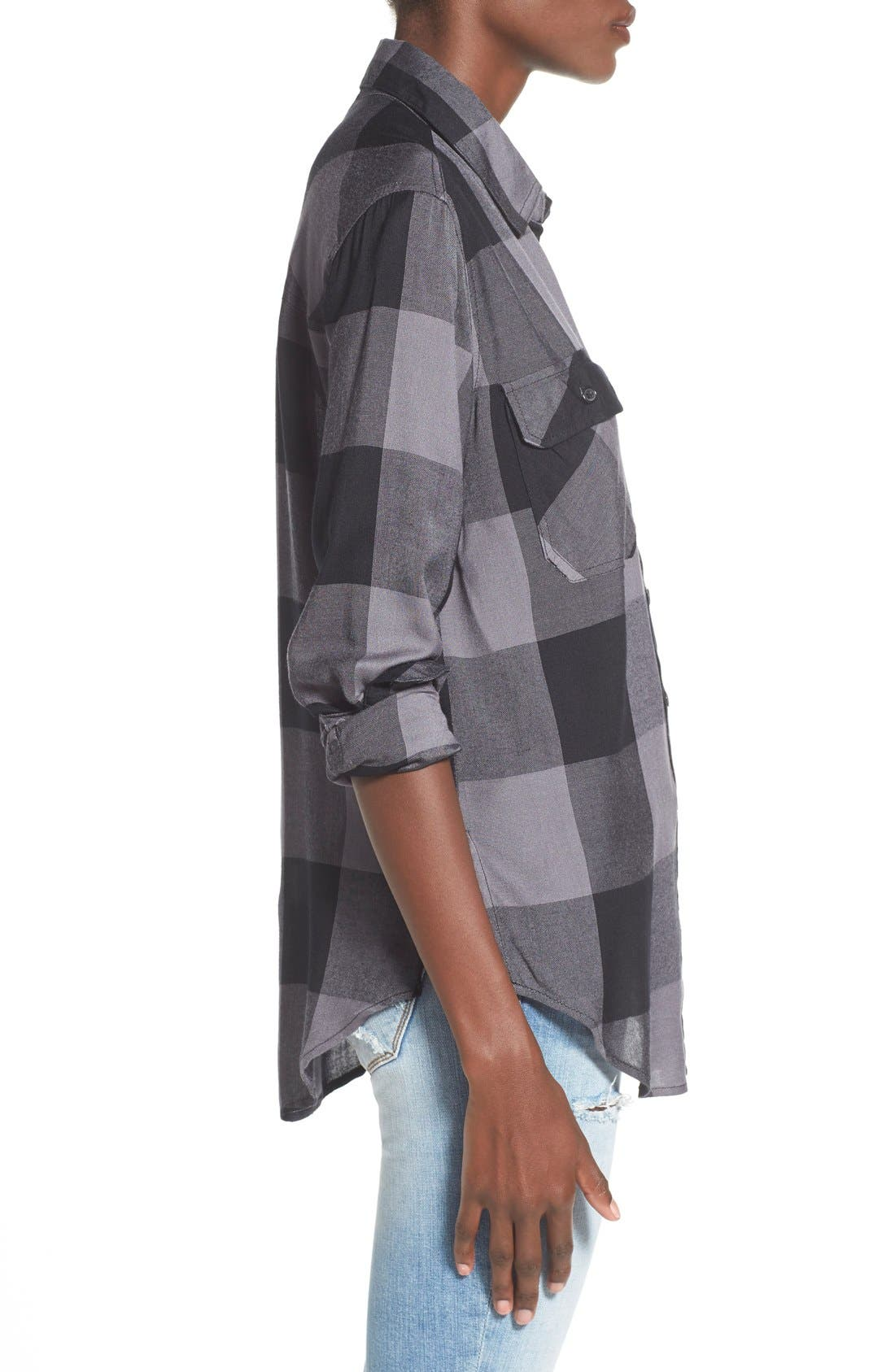 Alternate Image 3  - Thread & Supply 'Huntington Beach' Check Shirt