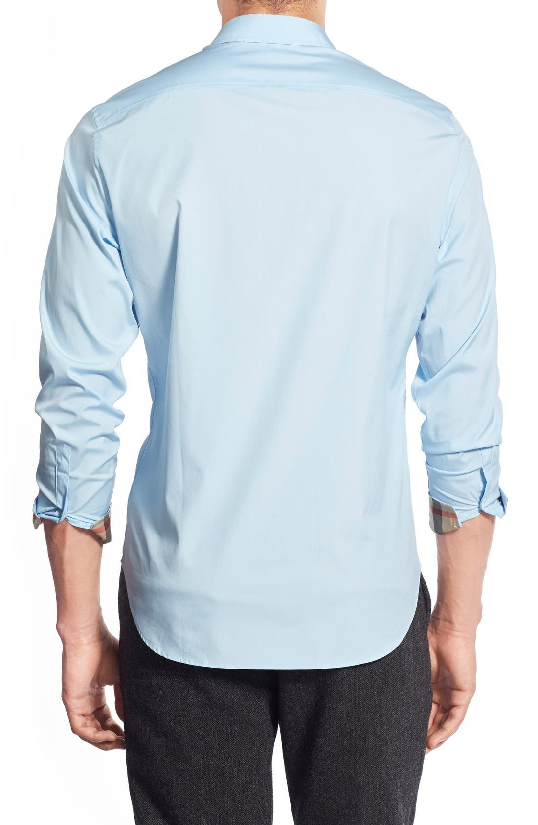 Alternate Image 2  - Burberry Cambridge Aboyd Sport Shirt