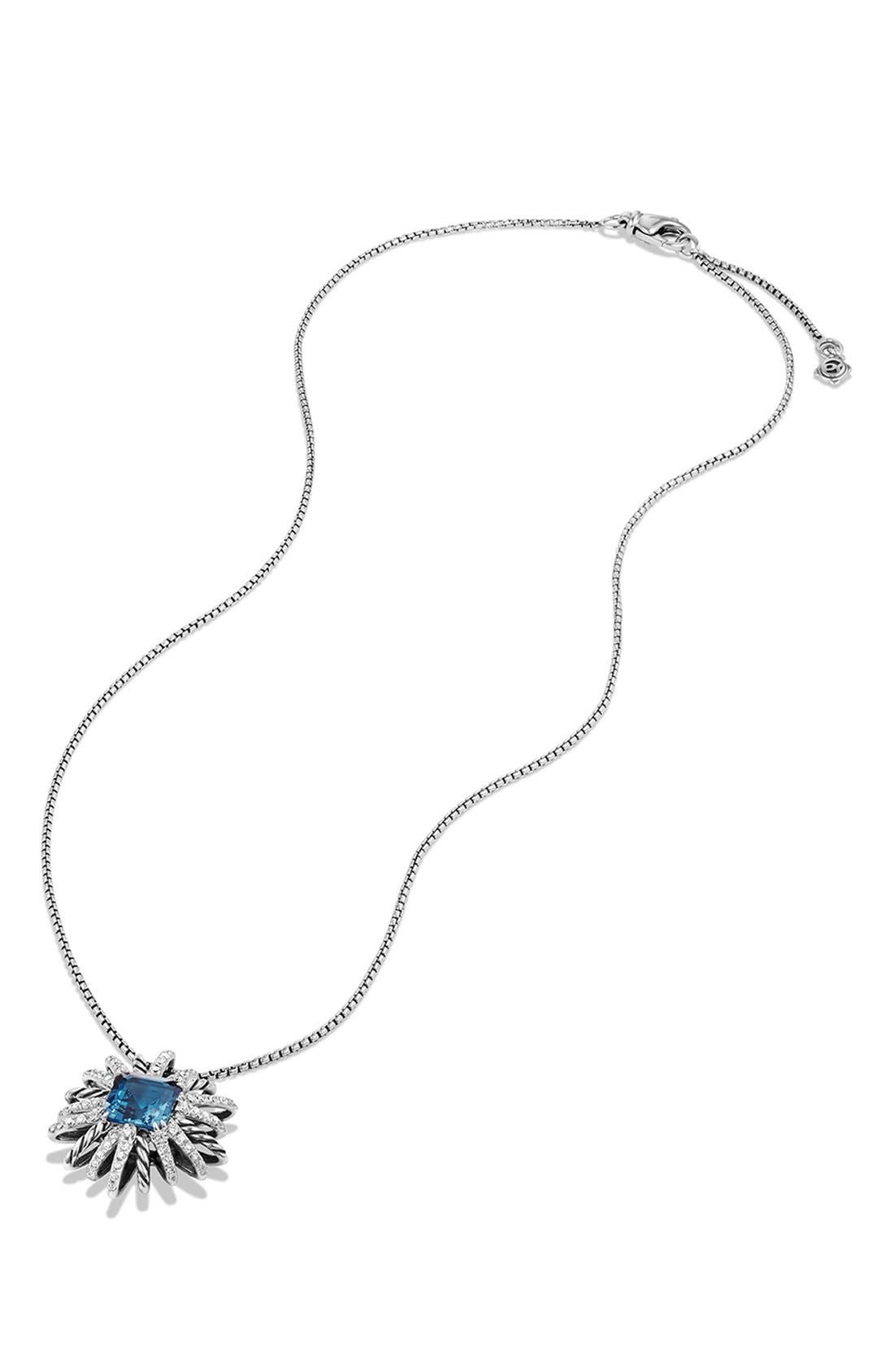Alternate Image 2  - David Yurman 'Starburst' Pendant Necklace