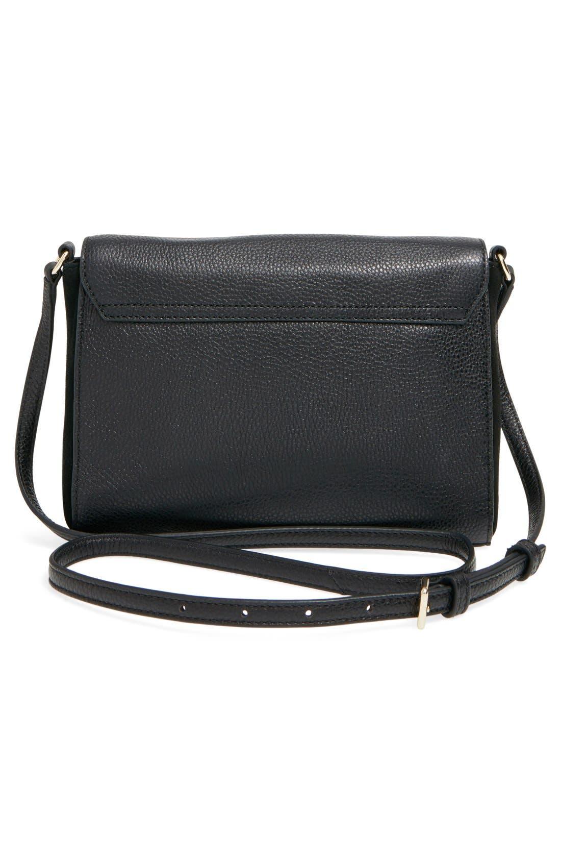 Alternate Image 3  - kate spade new york 'matthews drive - patty' leather & suede crossbody bag