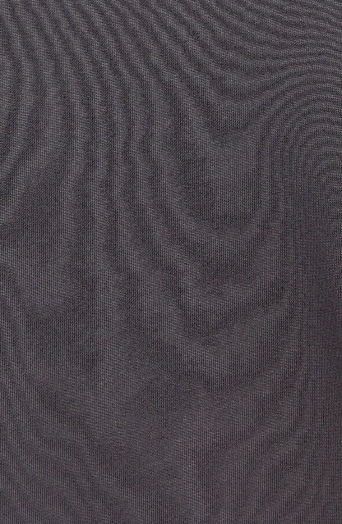 Levi's Vintage Clothing '1950s' Pocket T-Shirt,                             Alternate thumbnail 5, color,                             Black