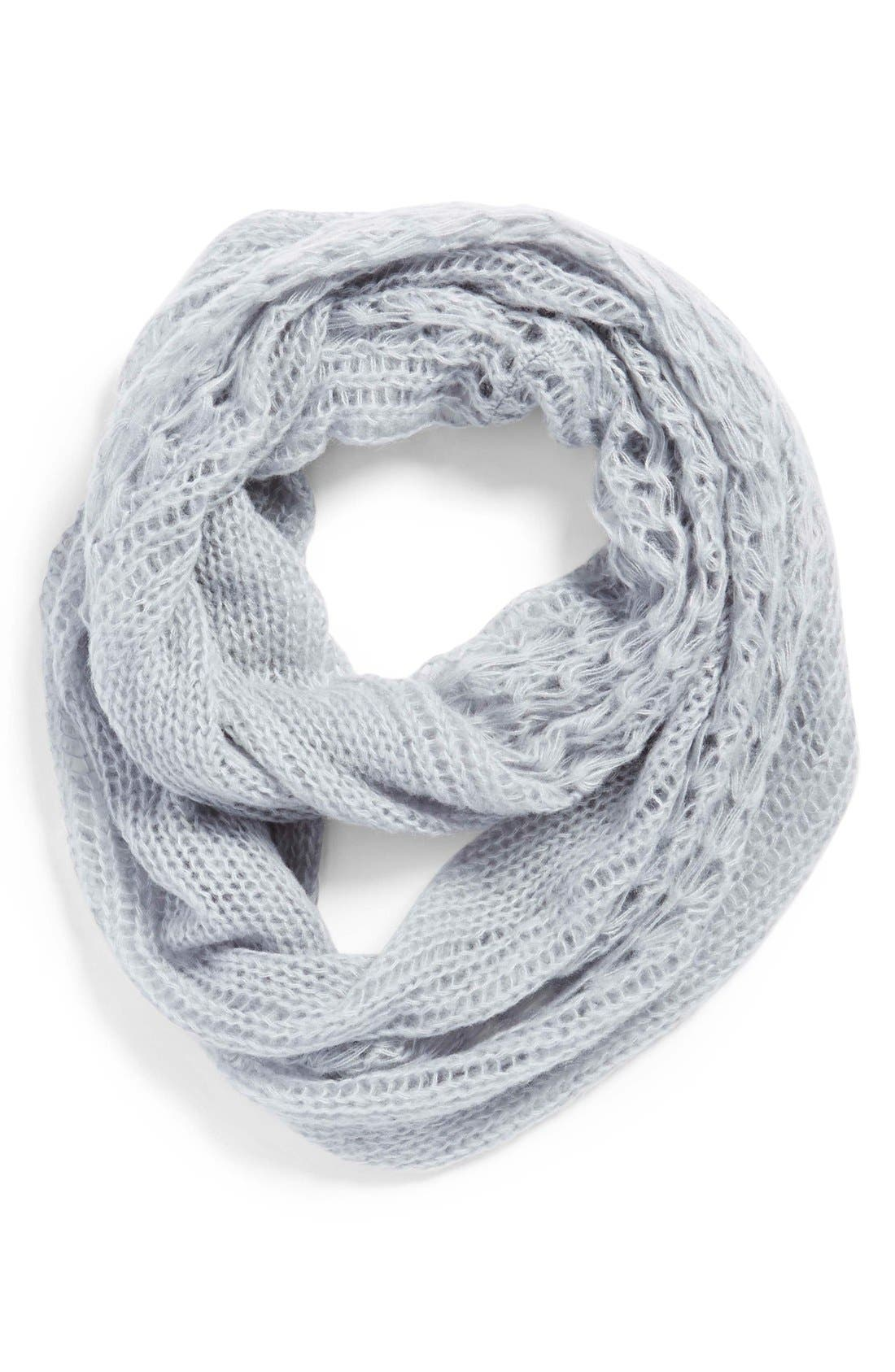 Alternate Image 1 Selected - BP. Pointelle Infinity Scarf