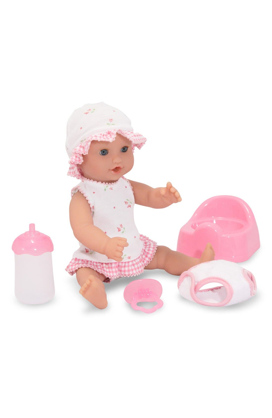'Mine to Love - Annie' Doll,                             Main thumbnail 1, color,                             Pink