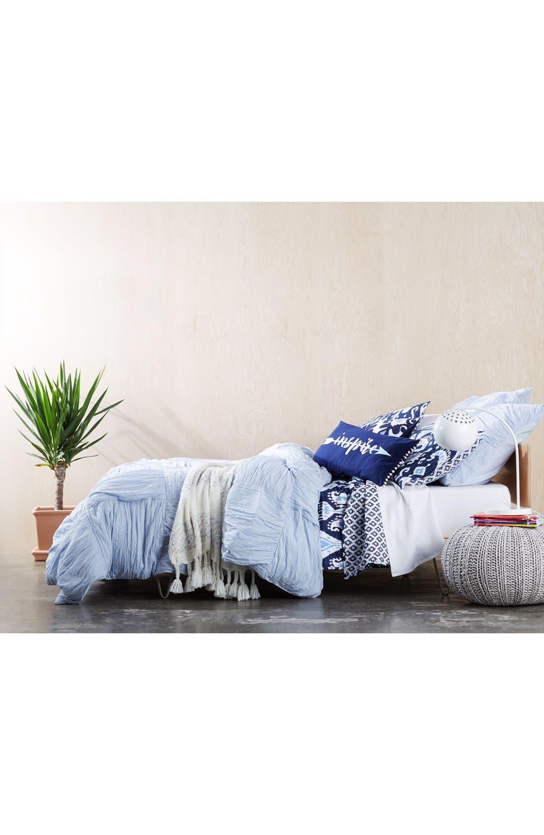 Alternate Image 4  - Levtex 'Inspire' Pom Pom Pillow