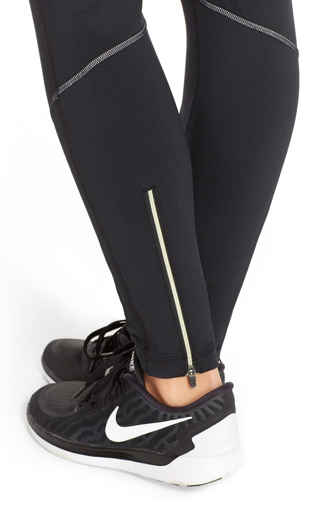 Alternate Image 5  - Zella 'Chill Out' Running Tights