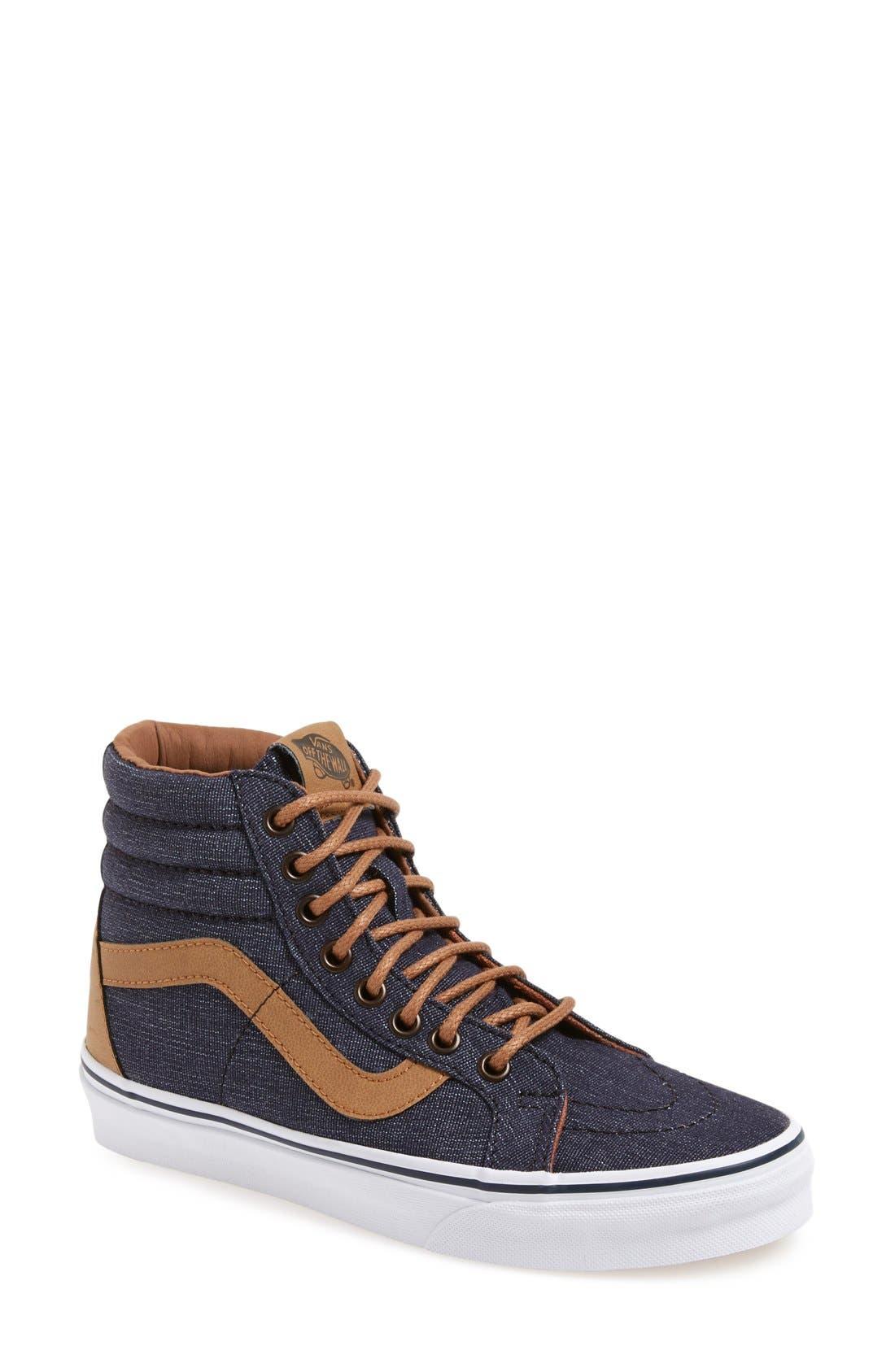 Main Image - Vans 'Sk8-Hi' Sneaker (Women)