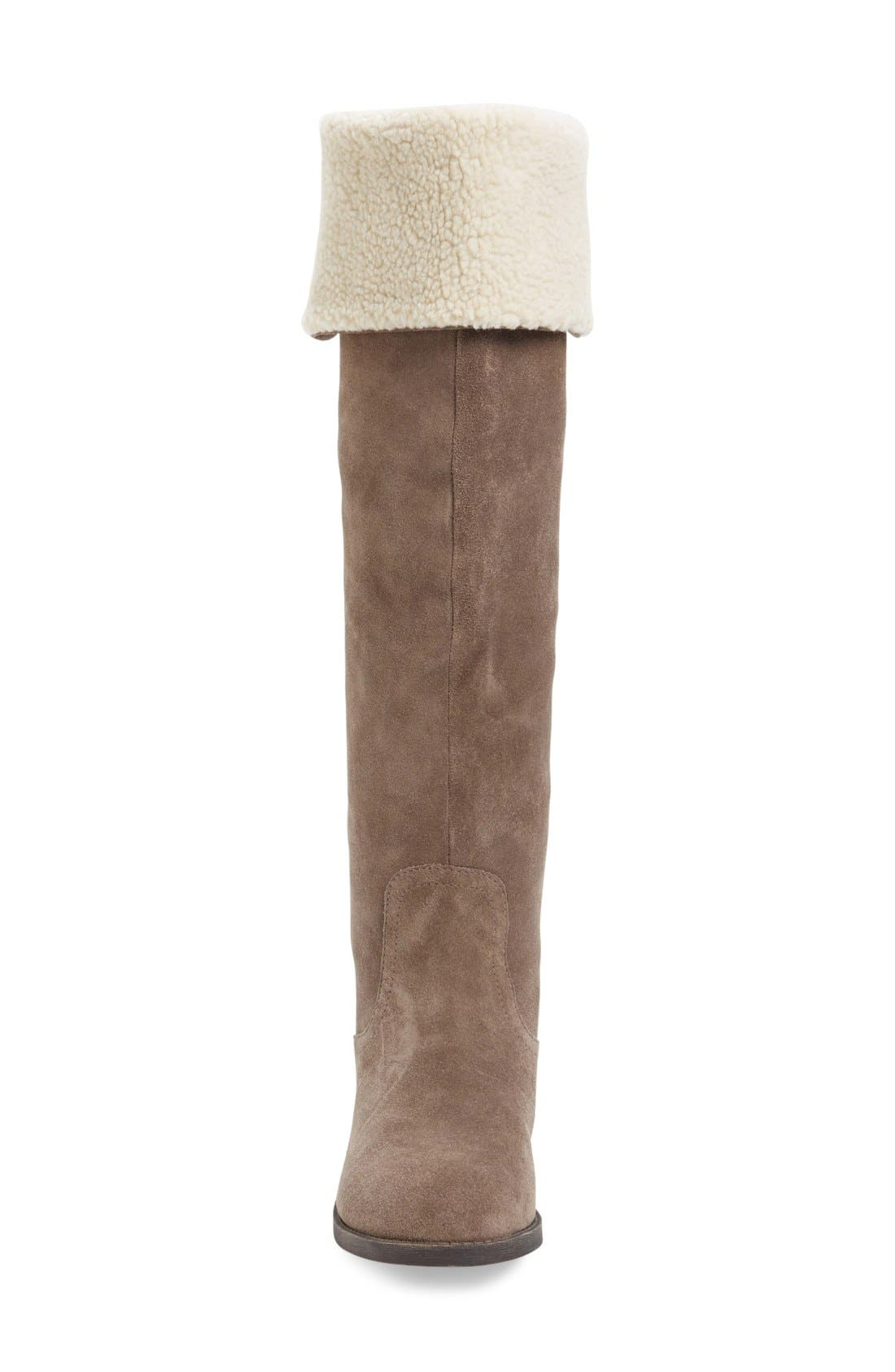 Alternate Image 3  - Sole Society 'Lanee' Tall Boot (Women)