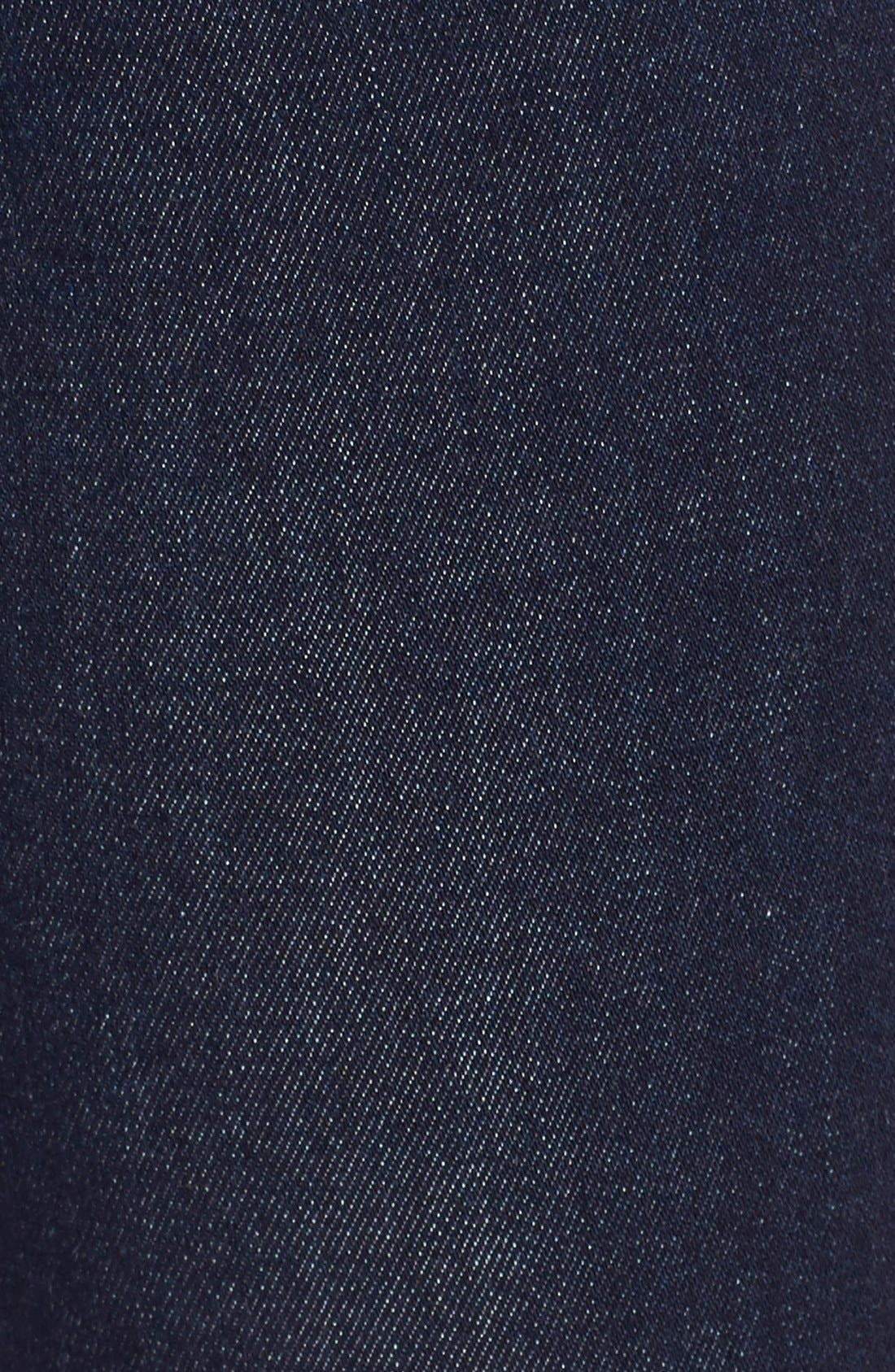 Alternate Image 5  - Citizens of Humanity 'Carlie' High Rise Skinny Jeans (Clean Blue)