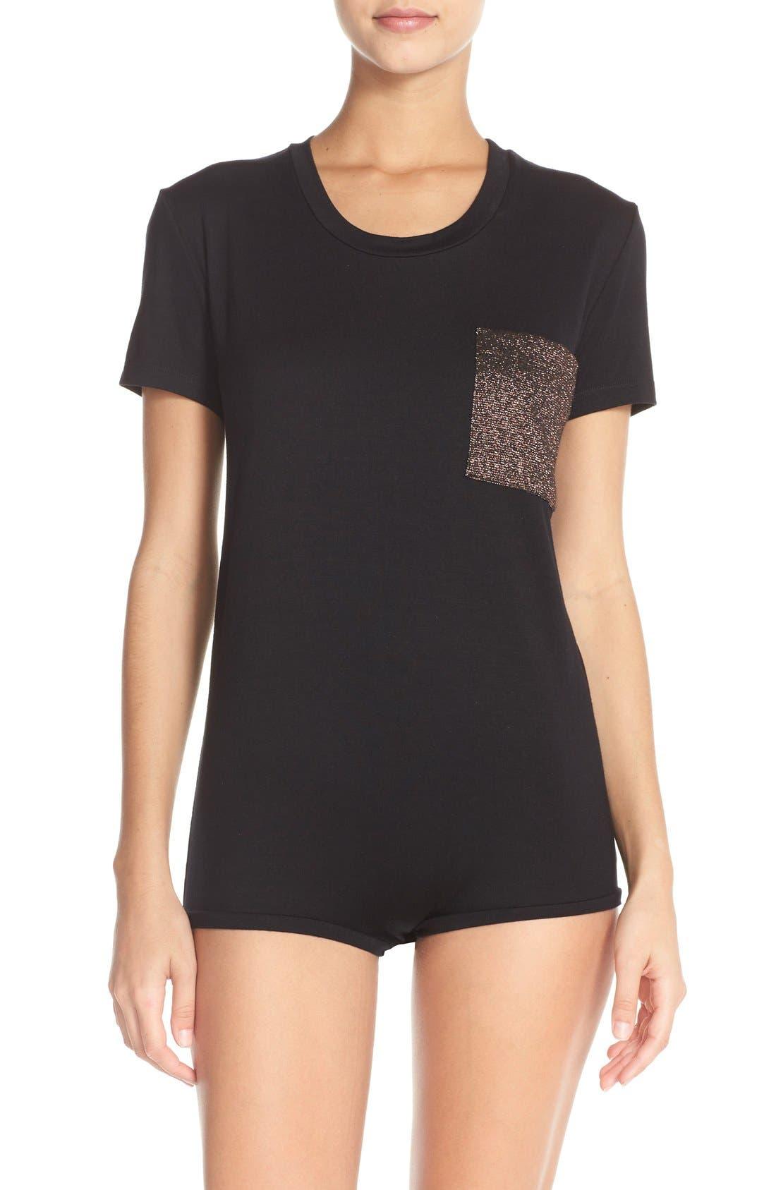 Main Image - ALIX 'Essex' Tee Bodysuit (Nordstrom Exclusive)