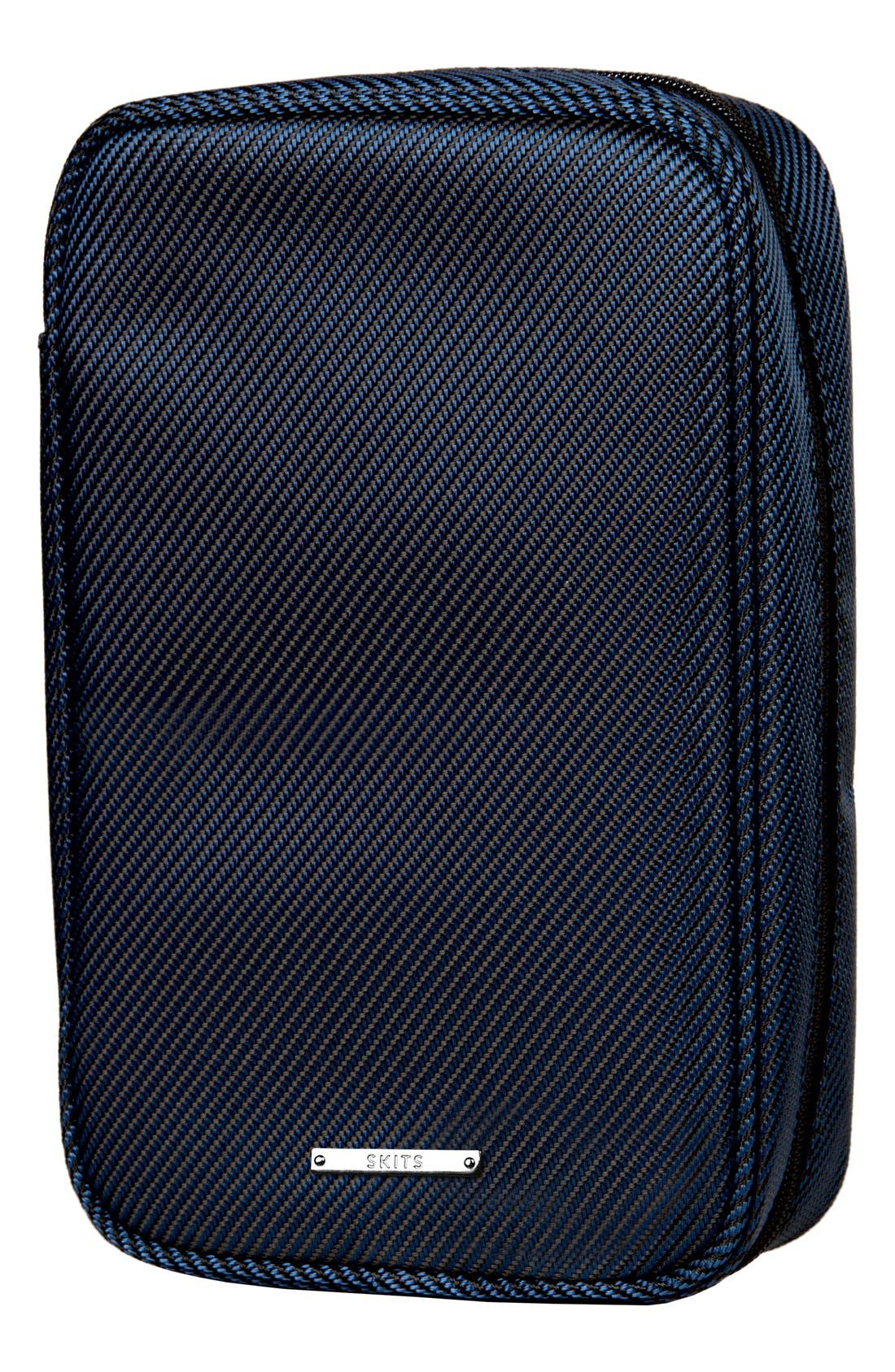 SKITS 'Geek - Carbon Stripe' Tech Case