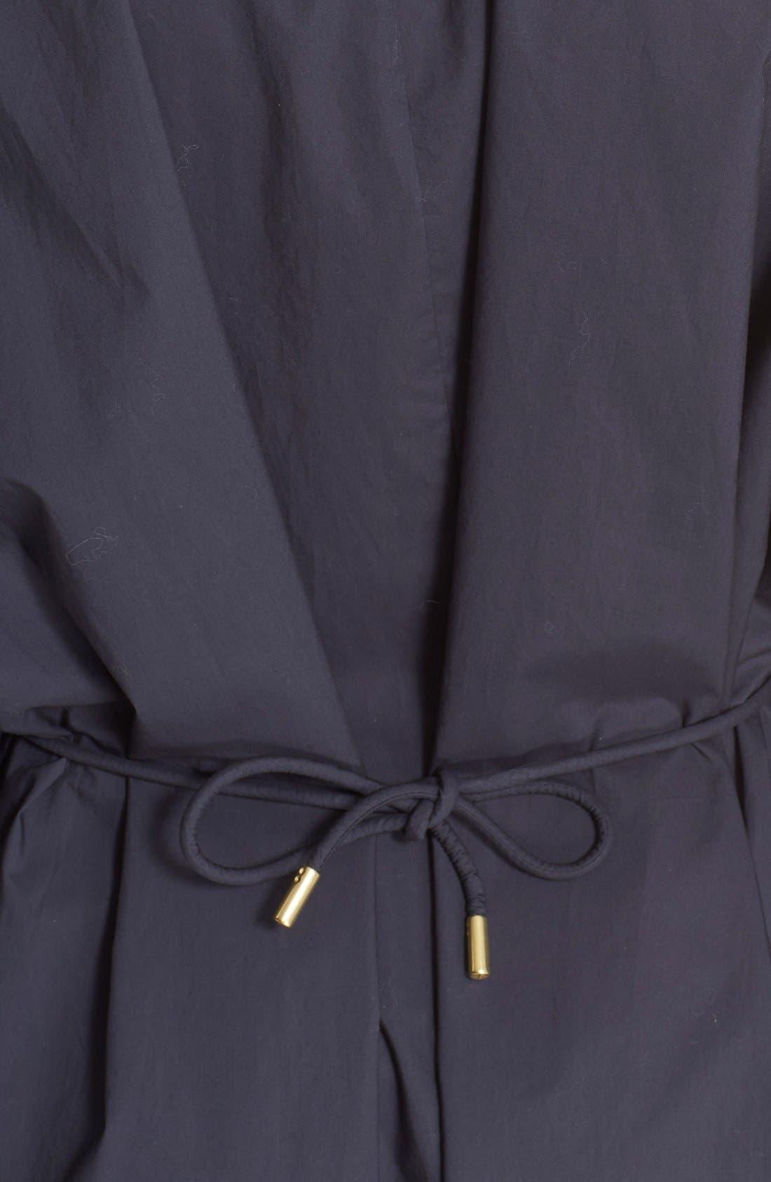 Alternate Image 3  - ACNE Studios 'Calida' Cotton Drawstring Dress