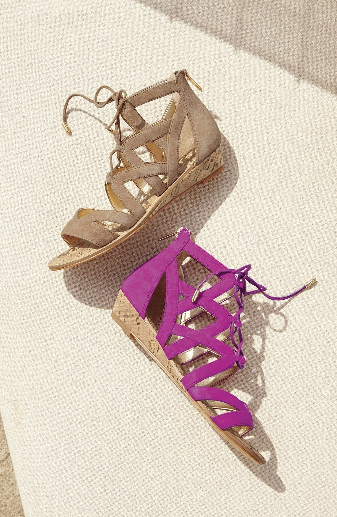 Alternate Image 8  - Sam Edelman 'Dawson' Ghillie Sandal (Women)