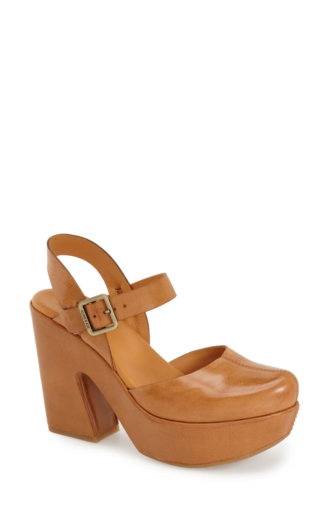 Alternate Image 1 Selected - Kork-Ease® 'Lanei' Sandal (Women)