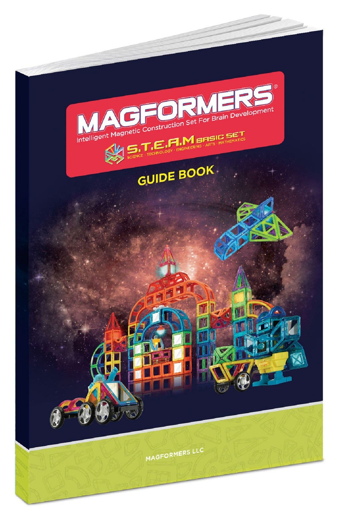 Alternate Image 2  - Magformers 'S.T.E.A.M. Basic' Magnetic Construction Set