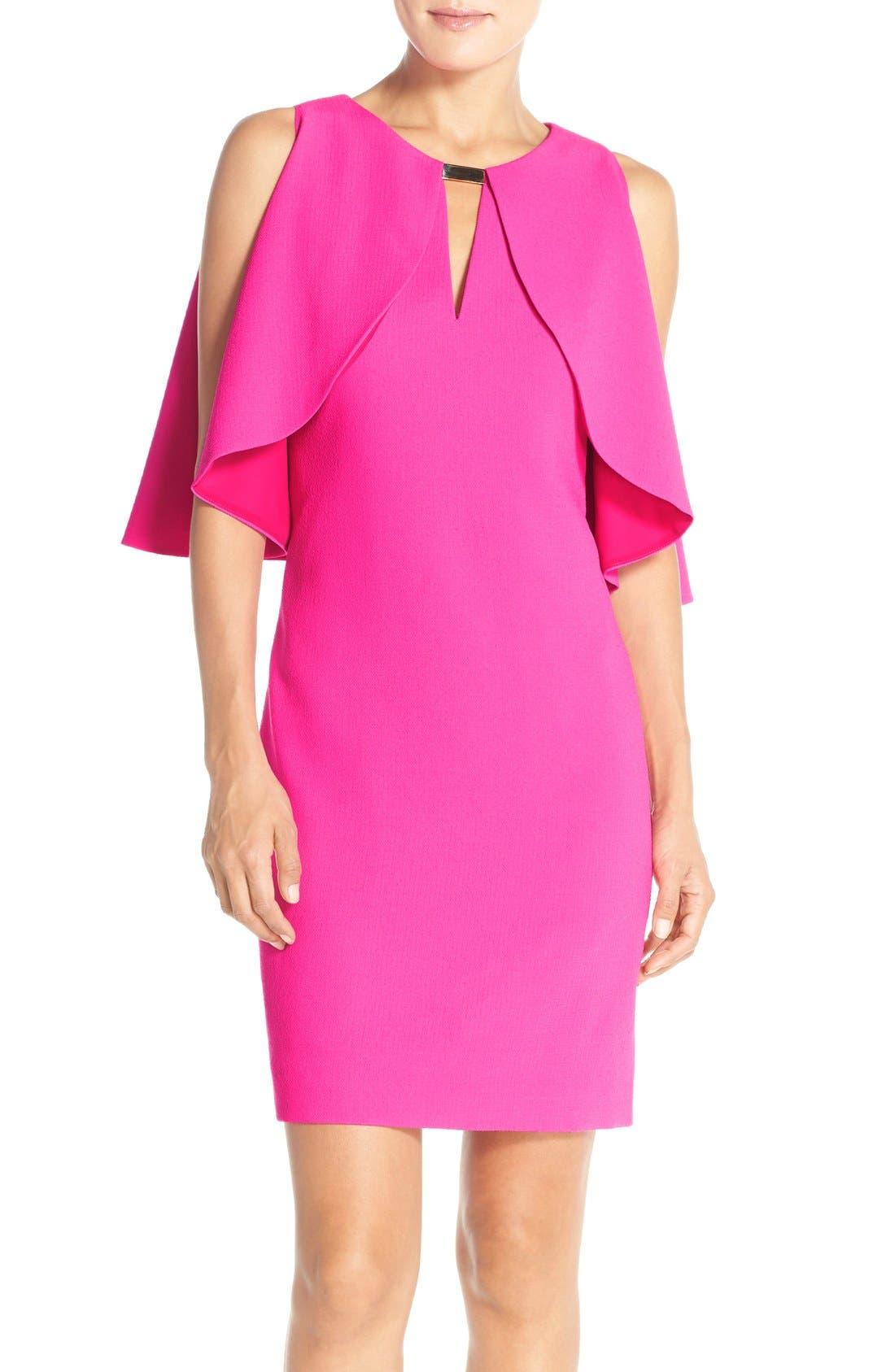 Alternate Image 1 Selected - Trina Turk 'Redford' Shift Dress