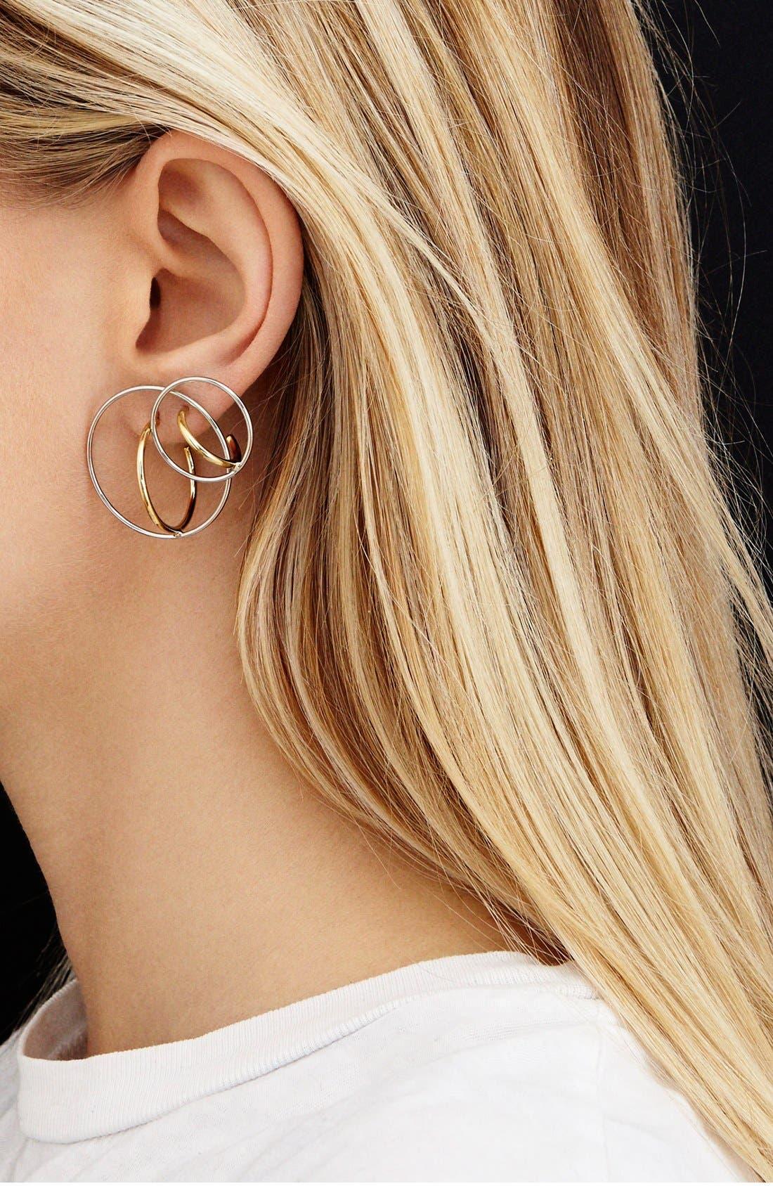 Alternate Image 2  - Charlotte Chesnais 'Small Saturne' Earrings