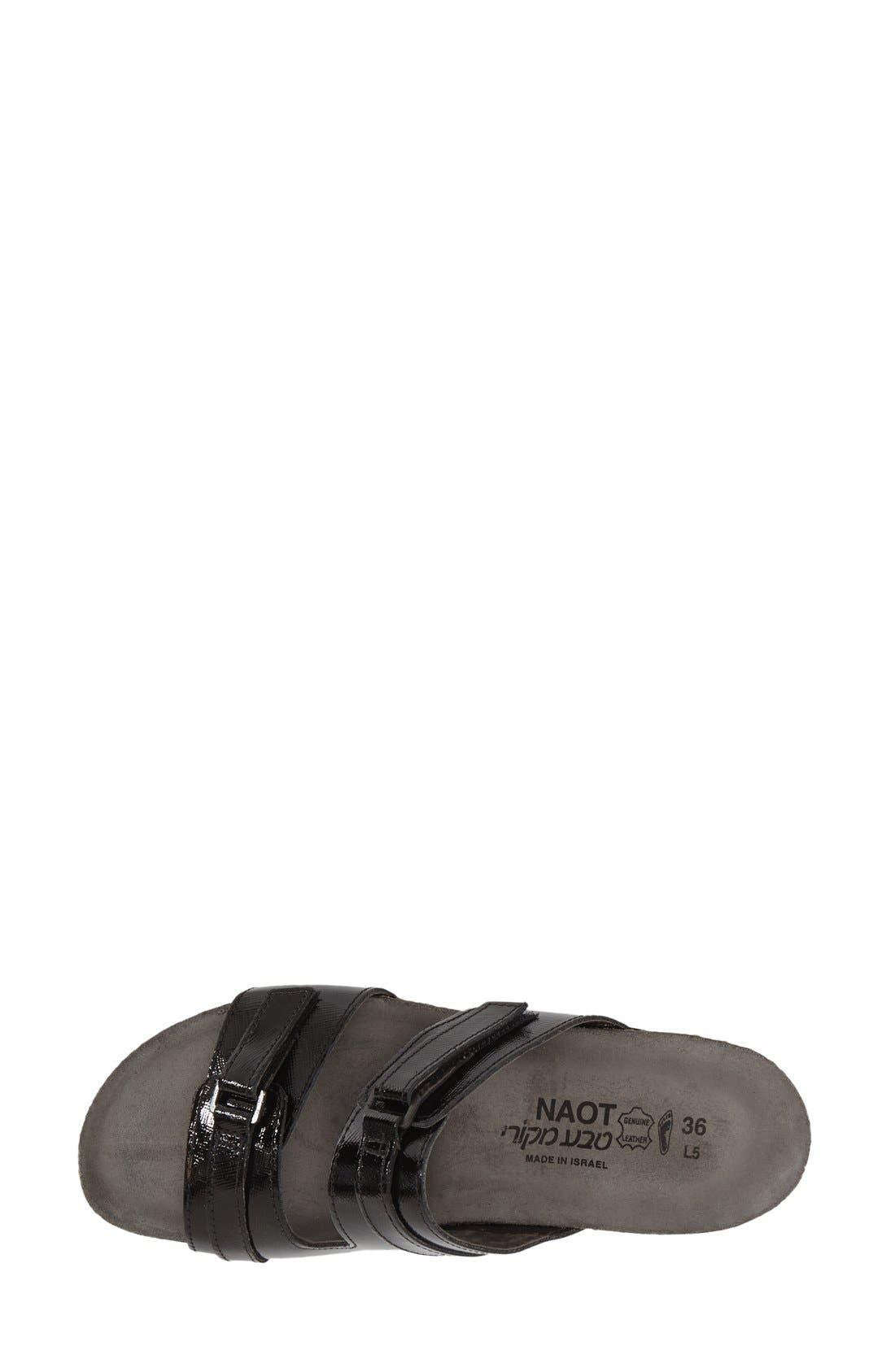 Alternate Image 3  - Naot 'Carly' Slide Sandal (Women)