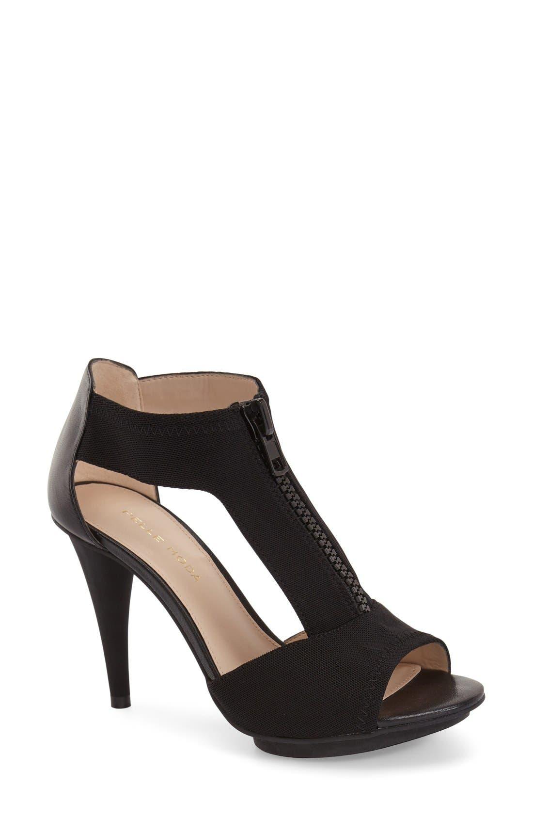 PELLE MODA Merit T-Strap Sandal