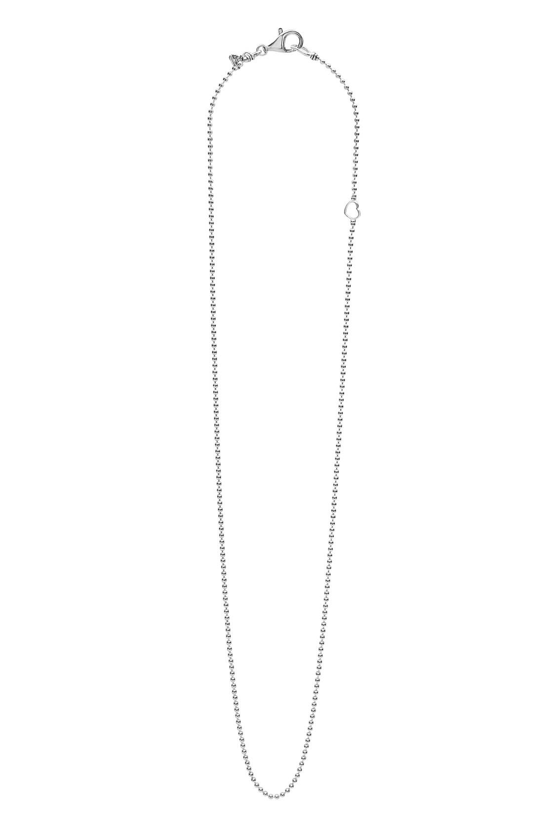 Alternate Image 2  - LAGOS 'Beloved' Ball Chain Necklace