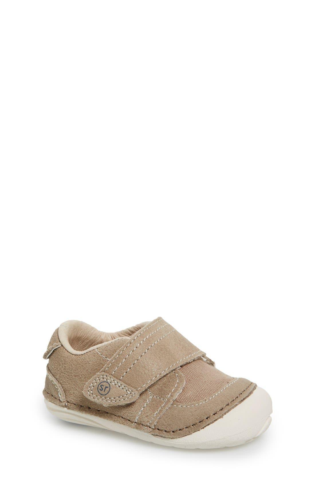Soft Motion Kellen Sneaker,                         Main,                         color, Tan