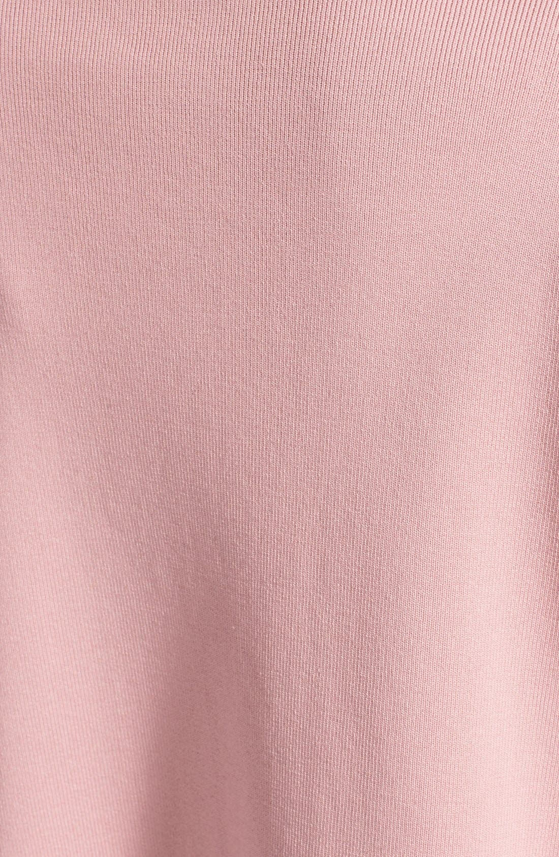 Alternate Image 3  - ACNE 'Misty Clean' Cotton Crewneck Sweater