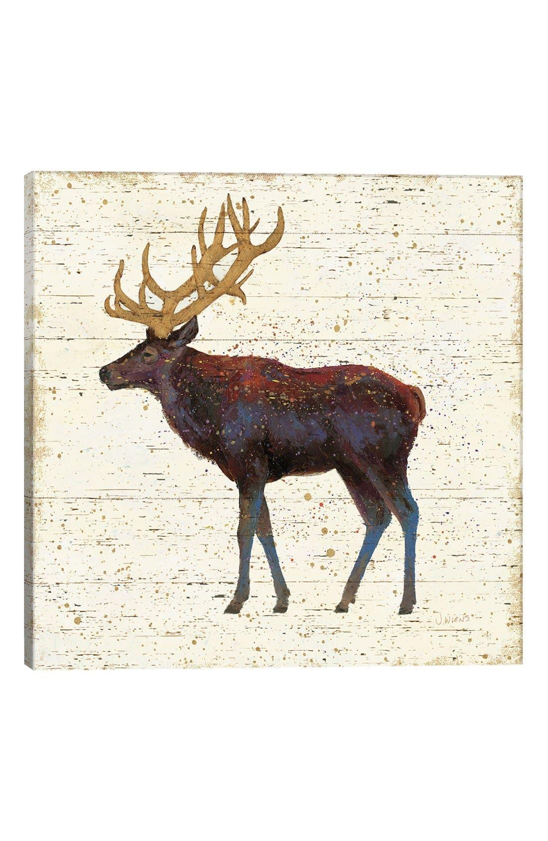 Main Image - iCanvas 'Golden Nature II' Giclée Print Canvas Art