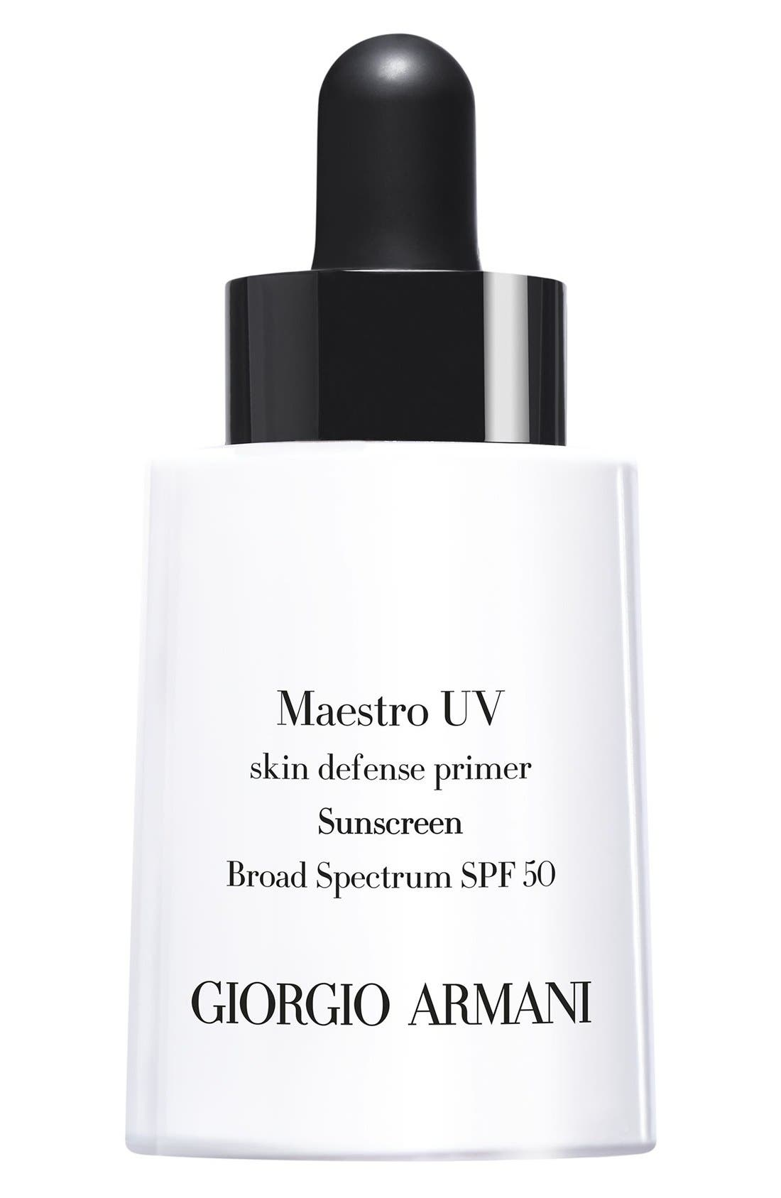 Giorgio Armani 'Maestro UV' Skin Defense Primer Sunscreen SPF 50