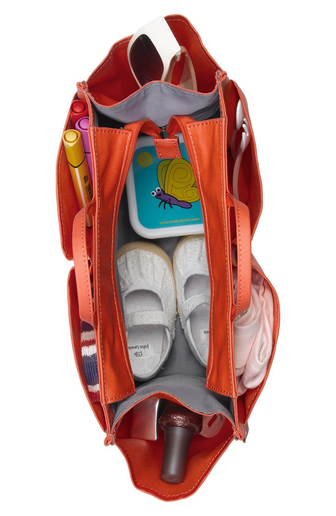 Alternate Image 4  - Storksak 'Noa' Diaper Bag