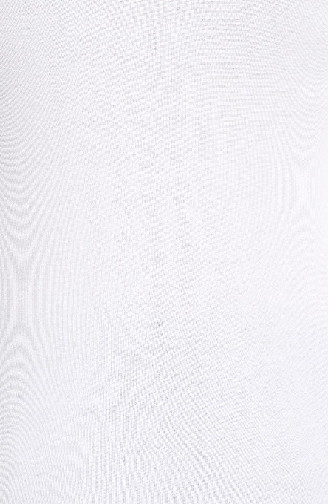 Alternate Image 5  - Splendid Long Sleeve Crewneck Tee