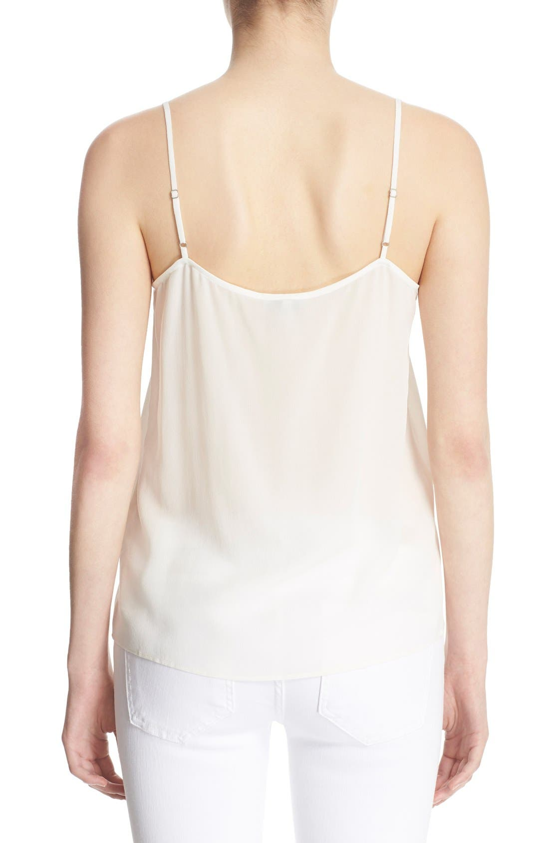 Alternate Image 2  - Joie Silk Camisole