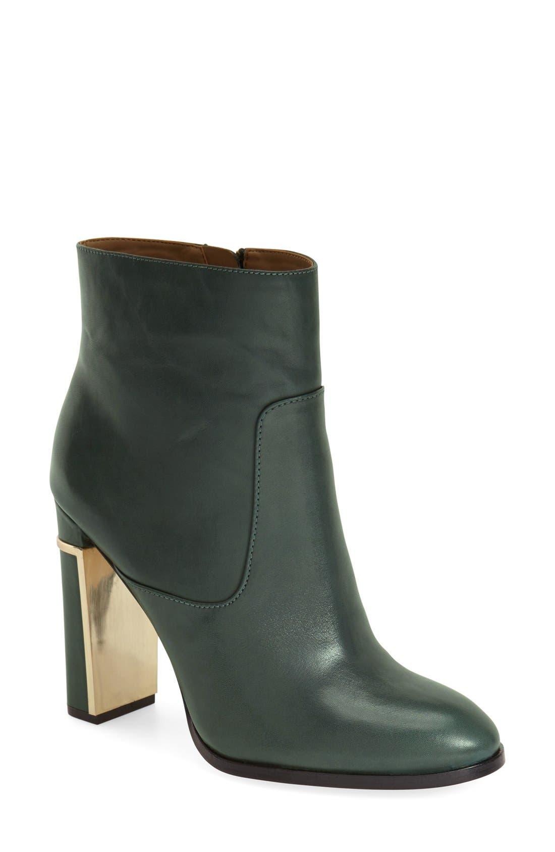 Alternate Image 1 Selected - Calvin Klein 'Karlia' Ankle Bootie(Women)