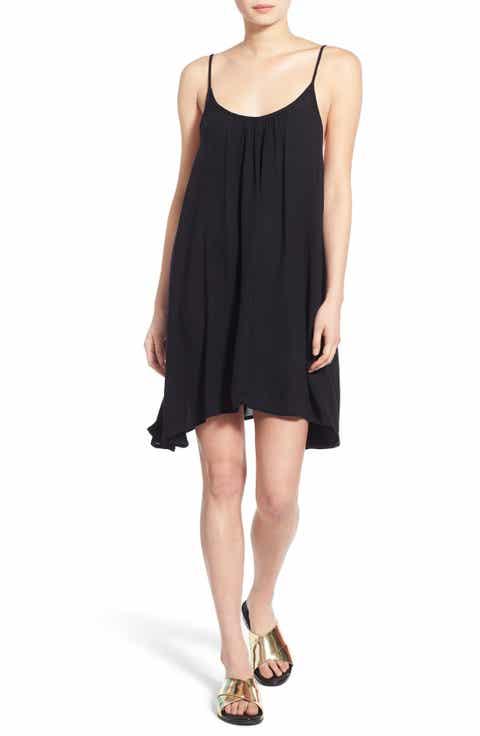 Roxy 'Windy' Scoop Neck Shift Dress