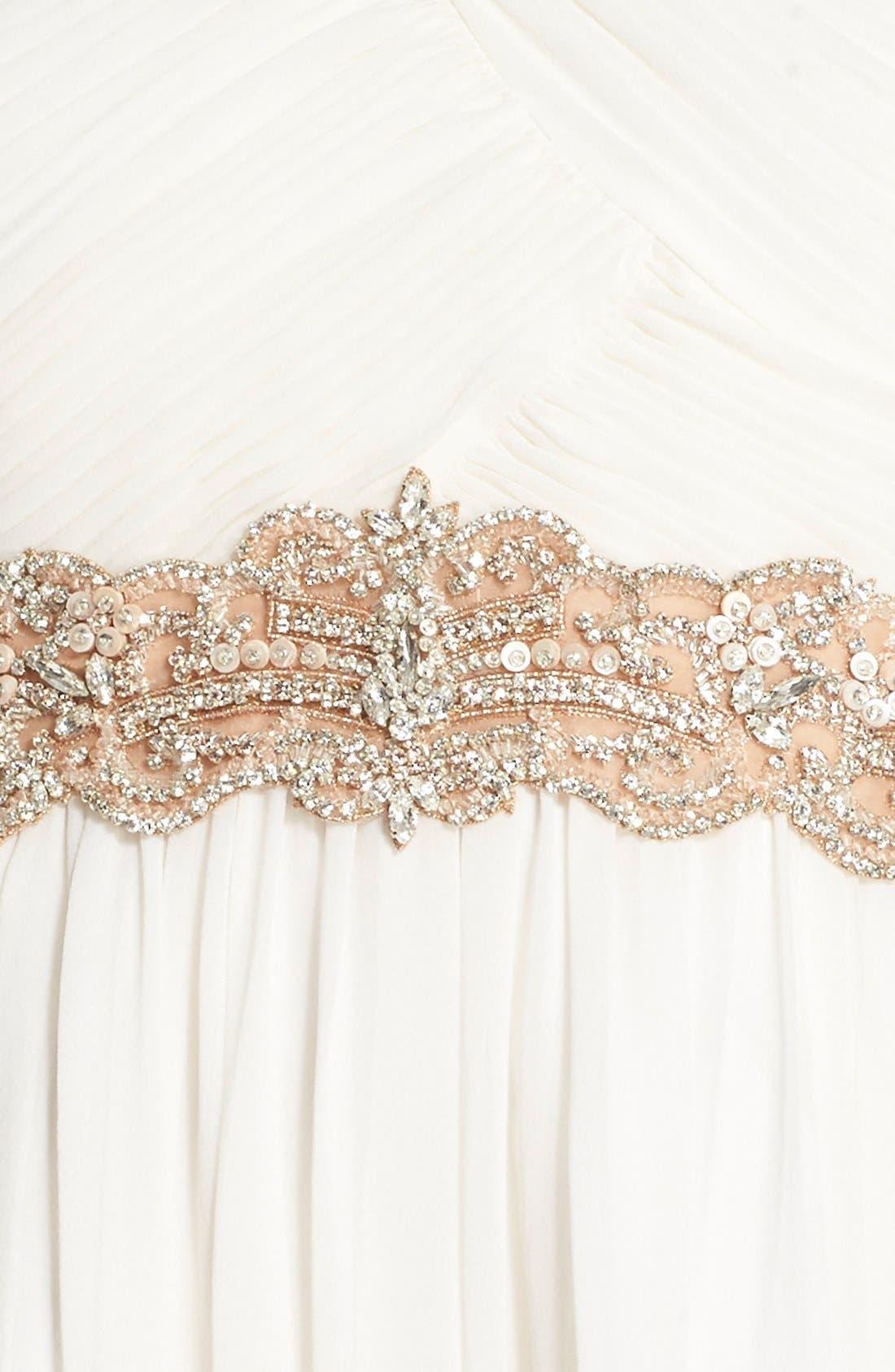 Alternate Image 3  - Camilla Christine Wide Jeweled Belt