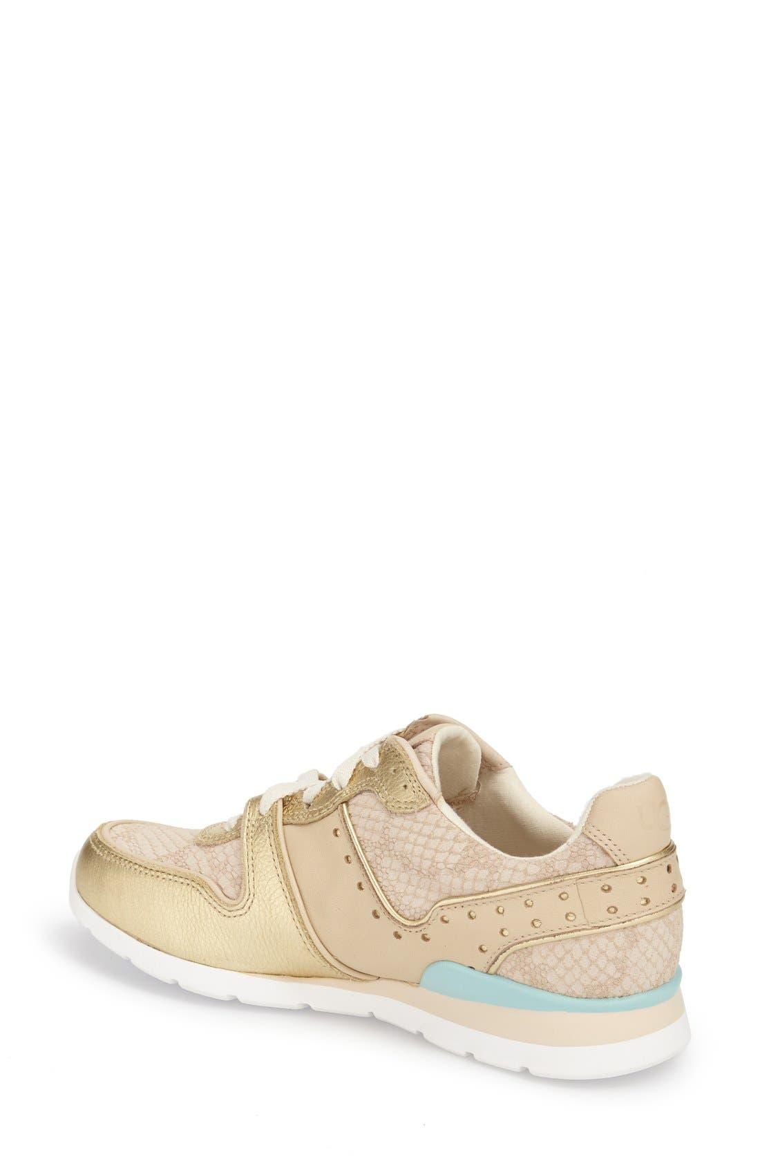 Alternate Image 2  - UGG® Deaven Sneaker (Women)