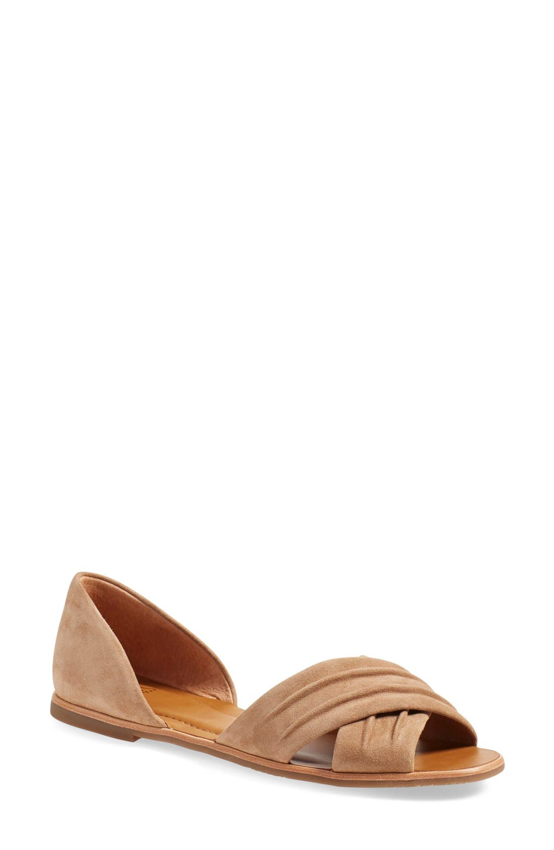 Alternate Image 1 Selected - SARTO by Franco Sarto 'Vala' Flat Sandal (Women)